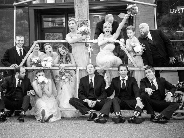 Bobby and Karlie's Wedding in Seattle, Washington 2