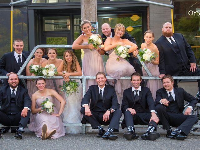 Bobby and Karlie's Wedding in Seattle, Washington 5