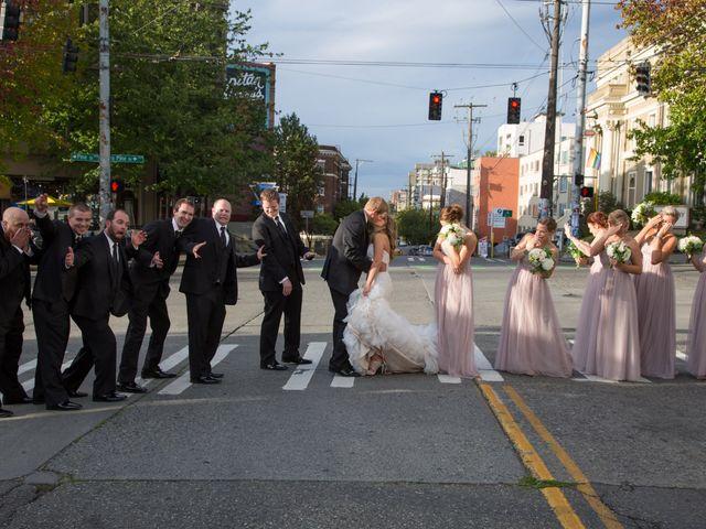 Bobby and Karlie's Wedding in Seattle, Washington 6