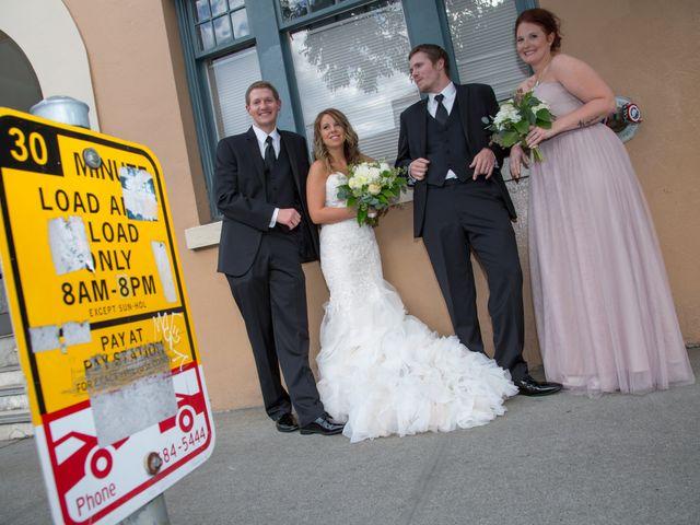 Bobby and Karlie's Wedding in Seattle, Washington 8