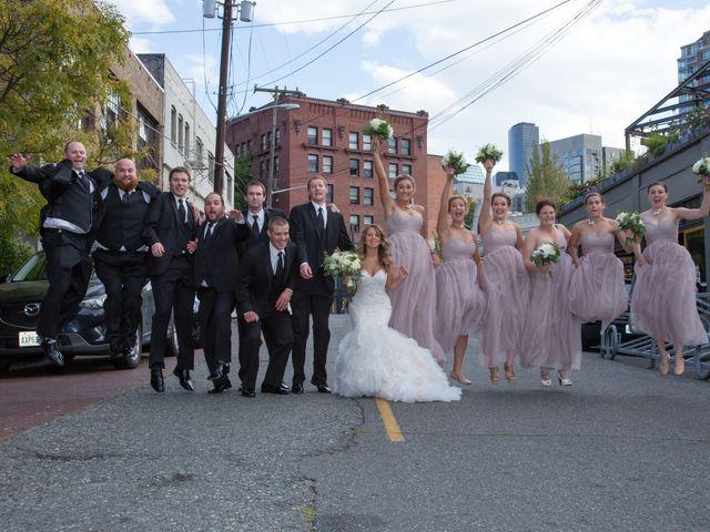 Bobby and Karlie's Wedding in Seattle, Washington 10