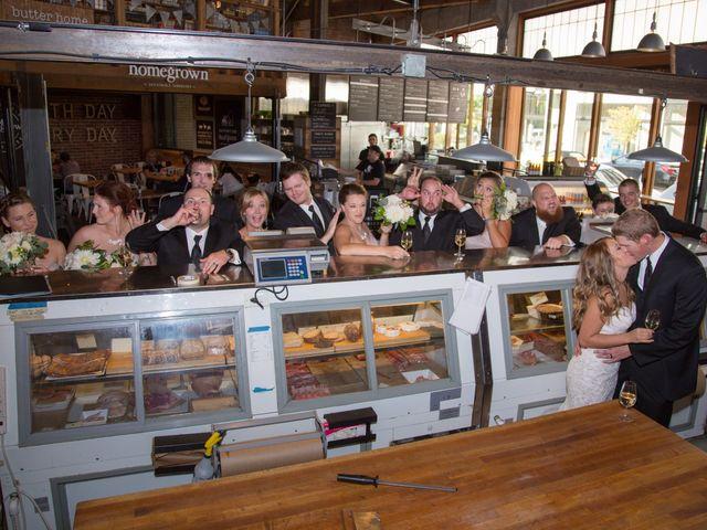 Bobby and Karlie's Wedding in Seattle, Washington 12