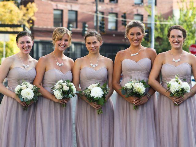 Bobby and Karlie's Wedding in Seattle, Washington 62
