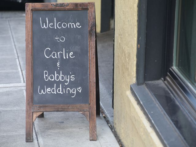 Bobby and Karlie's Wedding in Seattle, Washington 82