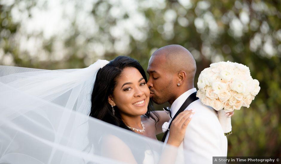 Anthony and Christena's Wedding in Pomona, California