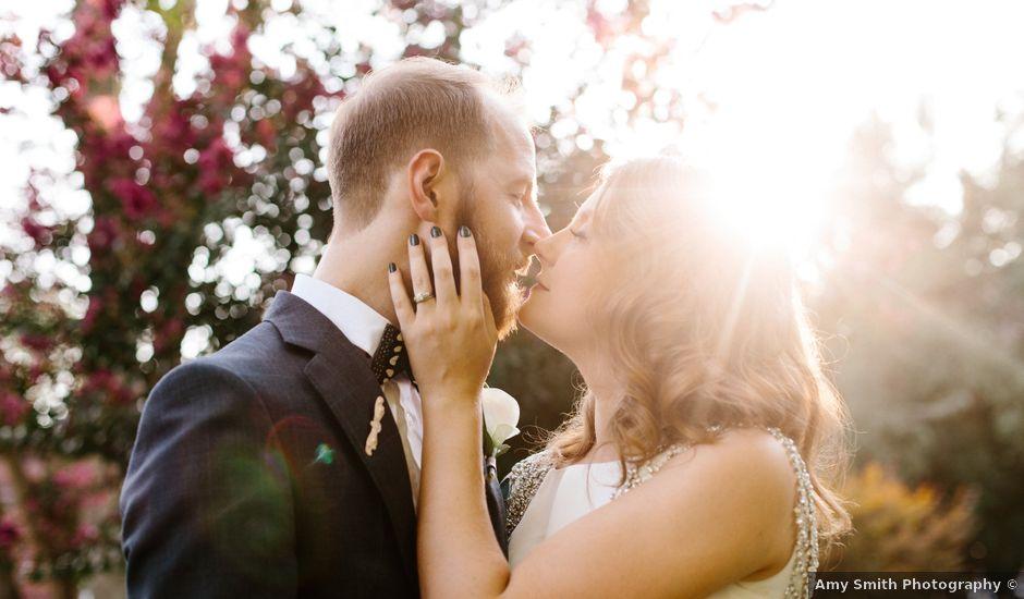 Brendan and Lindsay's Wedding in Richmond, Virginia