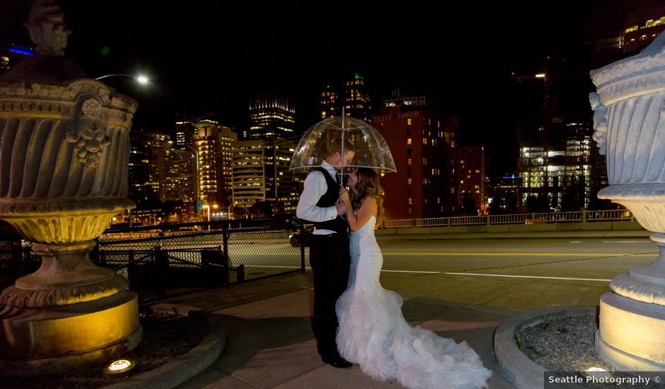 Bobby and Karlie's Wedding in Seattle, Washington
