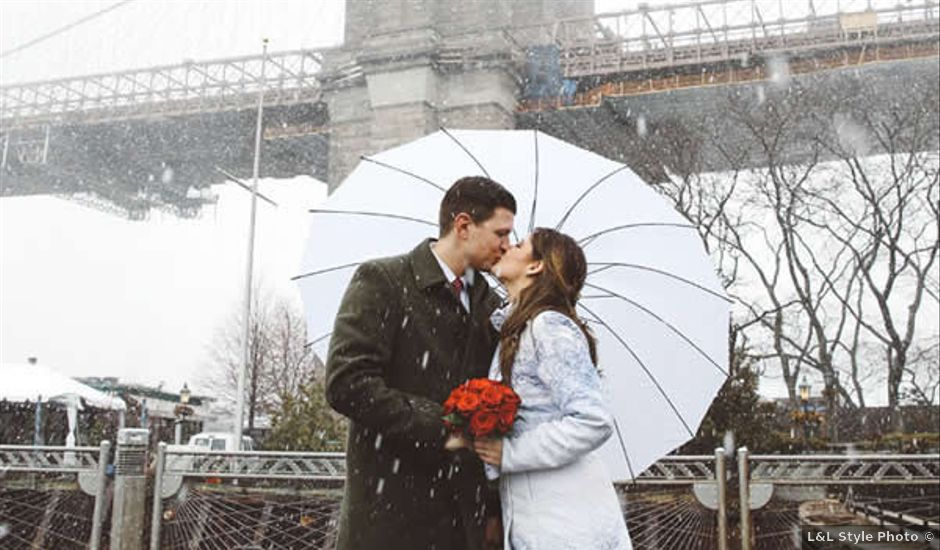 Real Weddings News: Intimate New York City Hall Wedding, Wedding Real Weddings