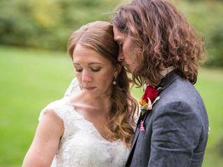 The wedding of Benjamin and Megan 1