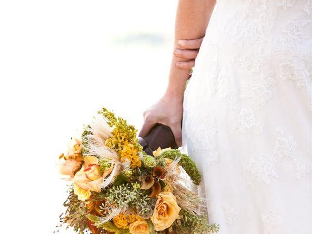 Danielle and Jeff's Wedding in California, Pennsylvania 11
