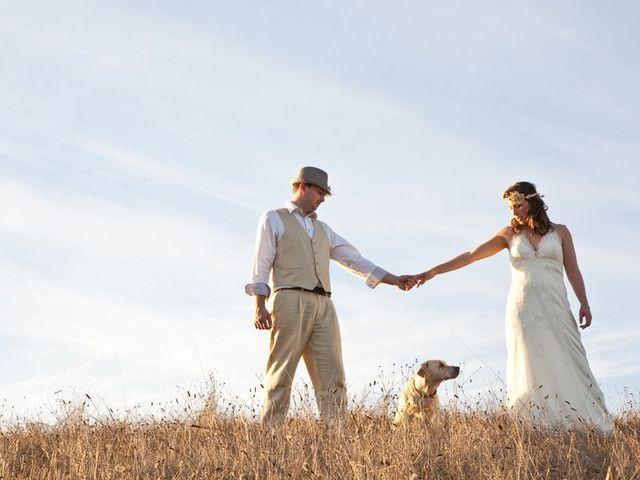 Danielle and Jeff's Wedding in California, Pennsylvania 15