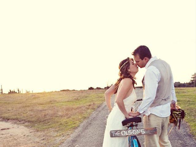 Danielle and Jeff's Wedding in California, Pennsylvania 18