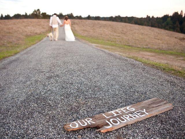 Danielle and Jeff's Wedding in California, Pennsylvania 19