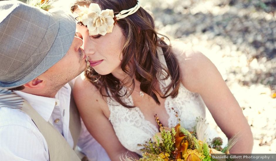Danielle and Jeff's Wedding in California, Pennsylvania