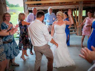 Mark and Sara's Wedding in Strafford, New Hampshire 3