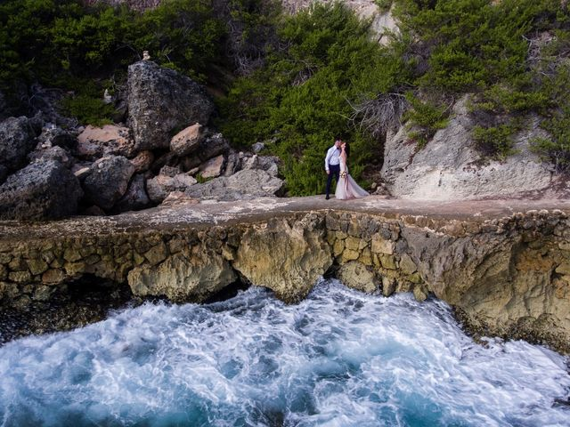 Andrey and Ksenia's Wedding in Cancun, Mexico 6