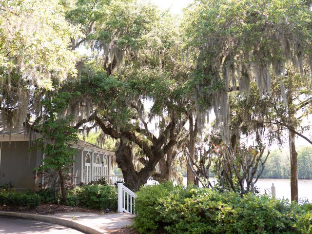 Patrick and Jacquelyn's Wedding in Murrells Inlet, South Carolina 4