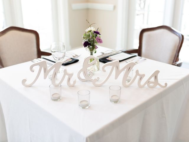 Patrick and Jacquelyn's Wedding in Murrells Inlet, South Carolina 6