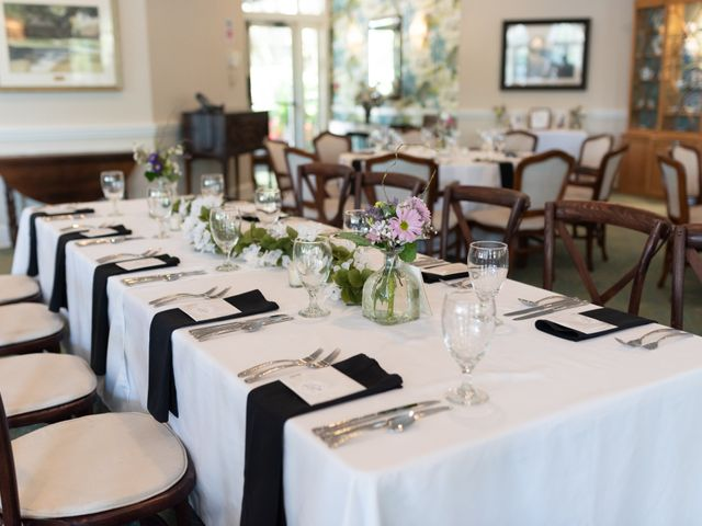 Patrick and Jacquelyn's Wedding in Murrells Inlet, South Carolina 7