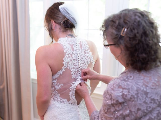 Patrick and Jacquelyn's Wedding in Murrells Inlet, South Carolina 12