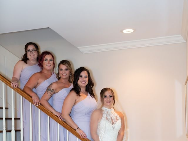 Patrick and Jacquelyn's Wedding in Murrells Inlet, South Carolina 15