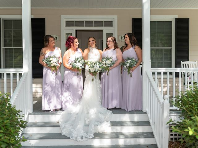 Patrick and Jacquelyn's Wedding in Murrells Inlet, South Carolina 16