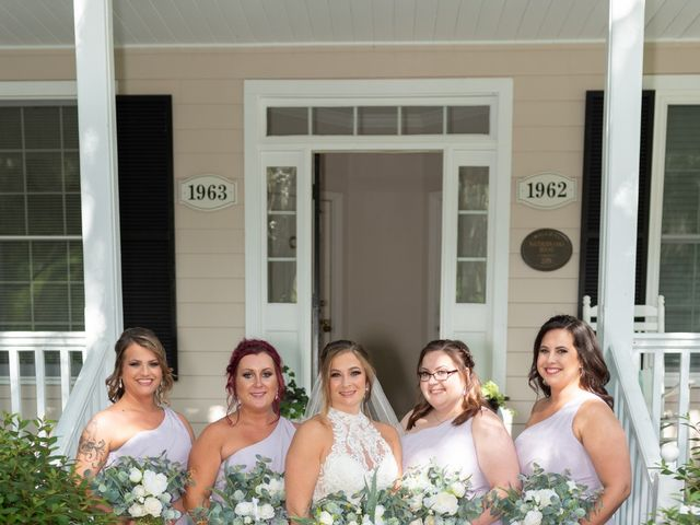 Patrick and Jacquelyn's Wedding in Murrells Inlet, South Carolina 17