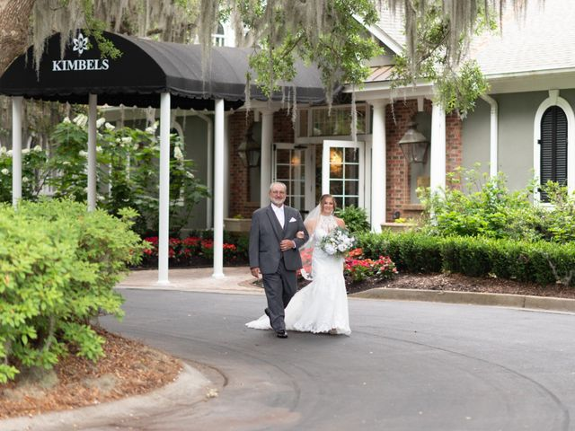 Patrick and Jacquelyn's Wedding in Murrells Inlet, South Carolina 24