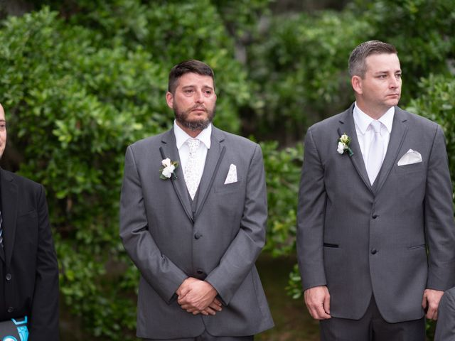 Patrick and Jacquelyn's Wedding in Murrells Inlet, South Carolina 26