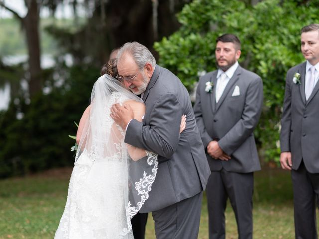 Patrick and Jacquelyn's Wedding in Murrells Inlet, South Carolina 28