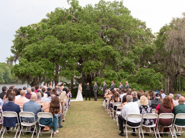 Patrick and Jacquelyn's Wedding in Murrells Inlet, South Carolina 29