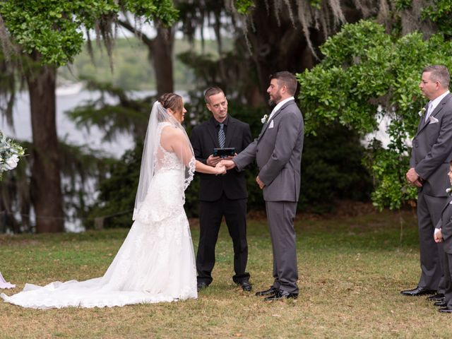 Patrick and Jacquelyn's Wedding in Murrells Inlet, South Carolina 30