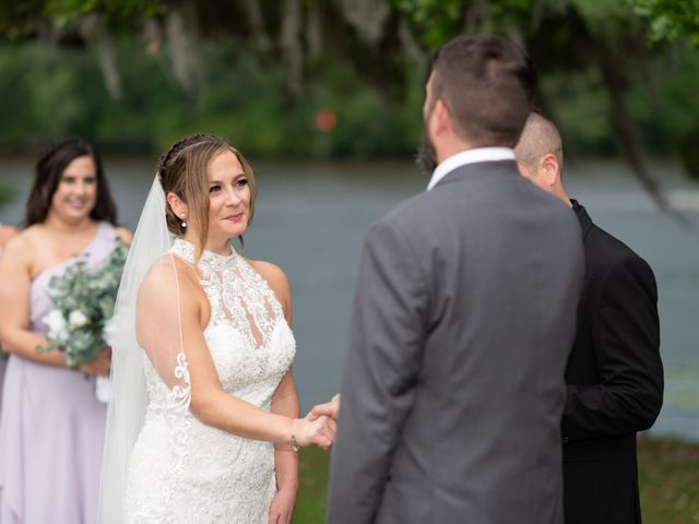 Patrick and Jacquelyn's Wedding in Murrells Inlet, South Carolina 31