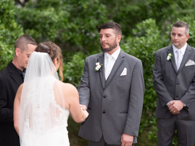 Patrick and Jacquelyn's Wedding in Murrells Inlet, South Carolina 32