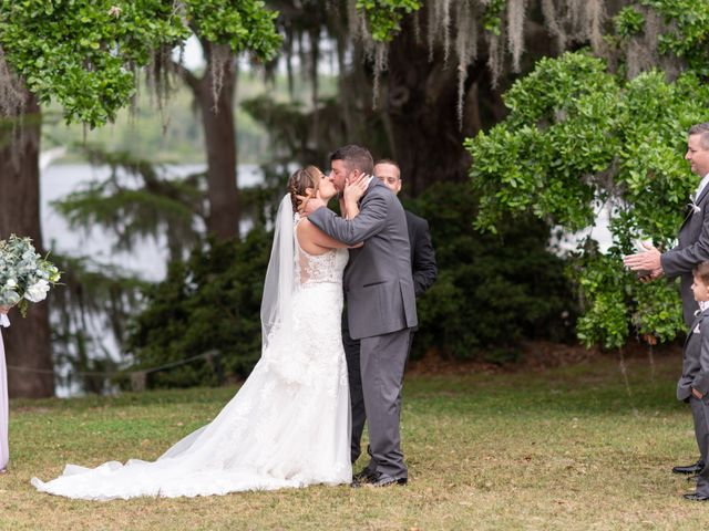 Patrick and Jacquelyn's Wedding in Murrells Inlet, South Carolina 35