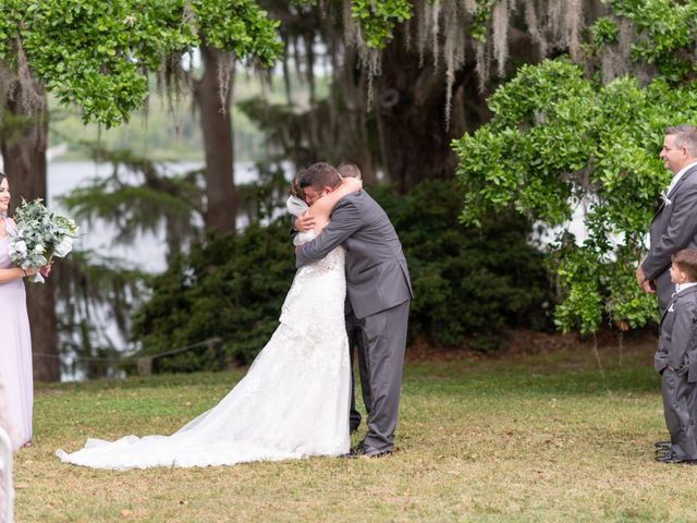 Patrick and Jacquelyn's Wedding in Murrells Inlet, South Carolina 36