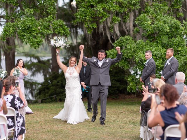 Patrick and Jacquelyn's Wedding in Murrells Inlet, South Carolina 37