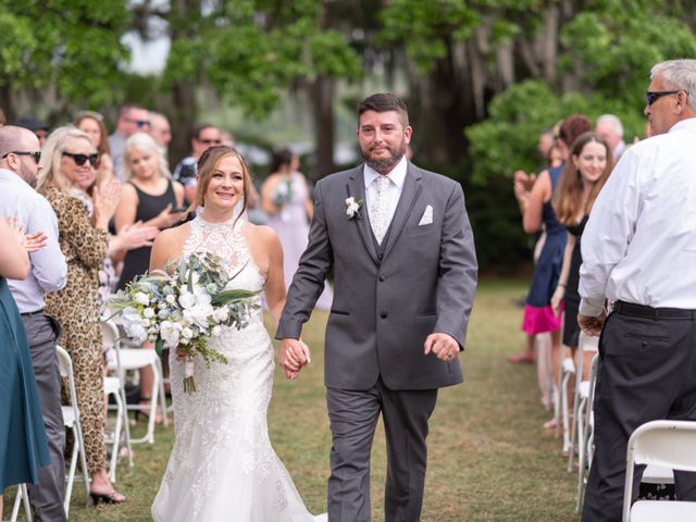 Patrick and Jacquelyn's Wedding in Murrells Inlet, South Carolina 38