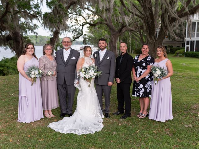Patrick and Jacquelyn's Wedding in Murrells Inlet, South Carolina 42