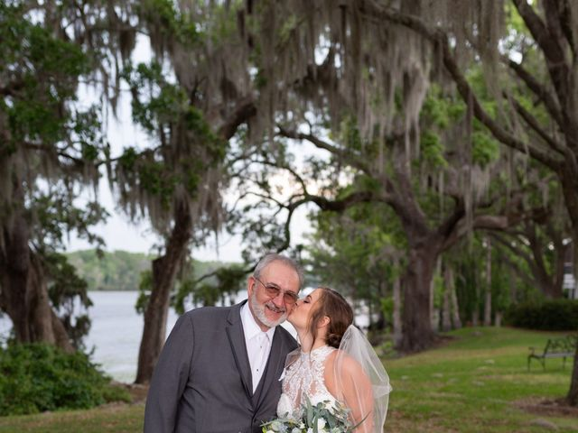 Patrick and Jacquelyn's Wedding in Murrells Inlet, South Carolina 43