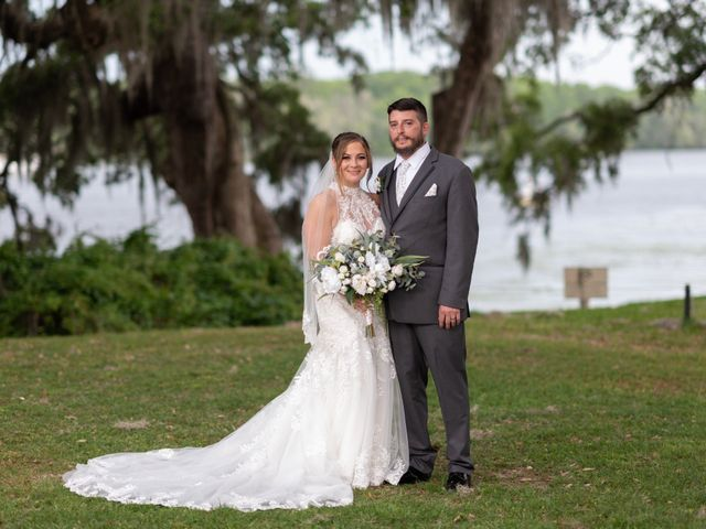 Patrick and Jacquelyn's Wedding in Murrells Inlet, South Carolina 44