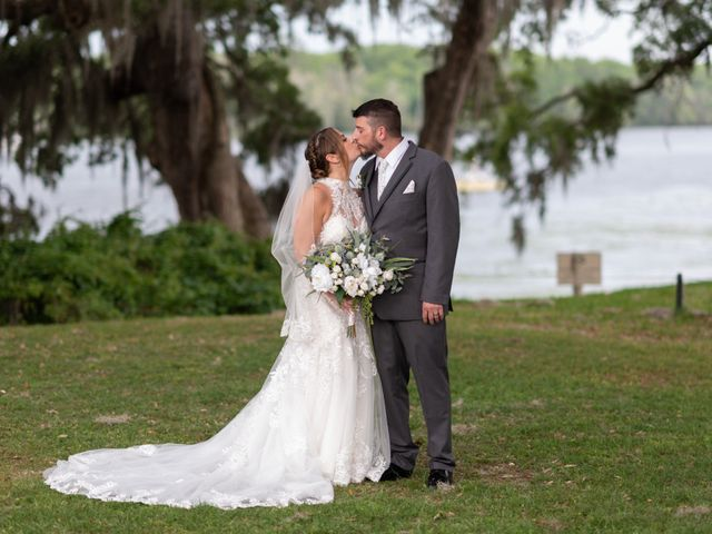 Patrick and Jacquelyn's Wedding in Murrells Inlet, South Carolina 45