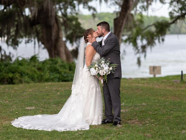 Patrick and Jacquelyn's Wedding in Murrells Inlet, South Carolina 46