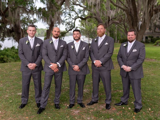 Patrick and Jacquelyn's Wedding in Murrells Inlet, South Carolina 48