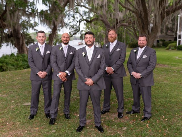 Patrick and Jacquelyn's Wedding in Murrells Inlet, South Carolina 49
