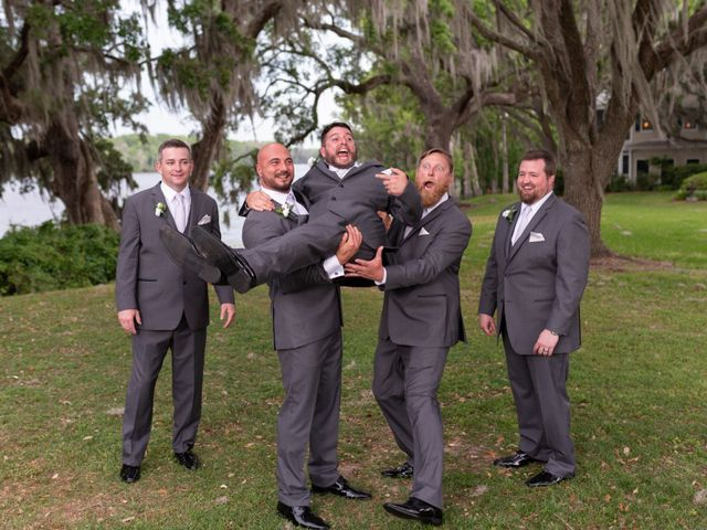 Patrick and Jacquelyn's Wedding in Murrells Inlet, South Carolina 50