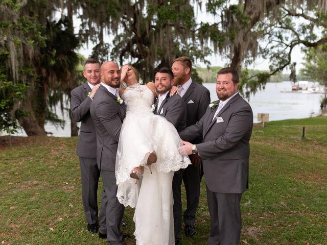 Patrick and Jacquelyn's Wedding in Murrells Inlet, South Carolina 51