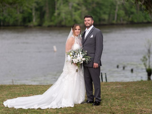 Patrick and Jacquelyn's Wedding in Murrells Inlet, South Carolina 52