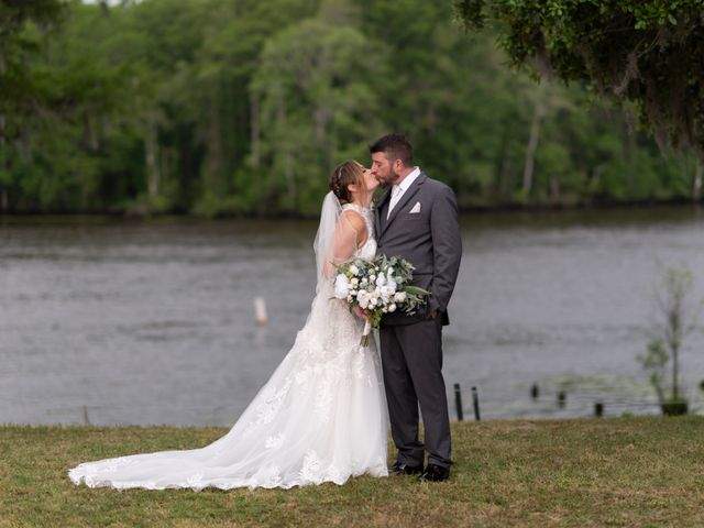 Patrick and Jacquelyn's Wedding in Murrells Inlet, South Carolina 53