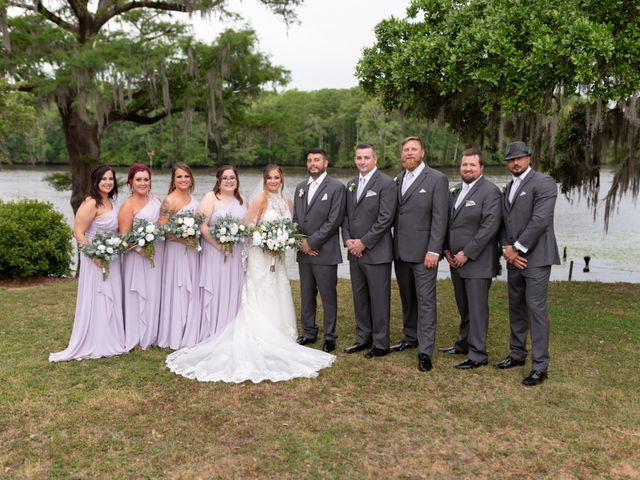 Patrick and Jacquelyn's Wedding in Murrells Inlet, South Carolina 54